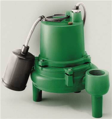 MYERS 1/3 HP CAST IRON SUMP PUMP