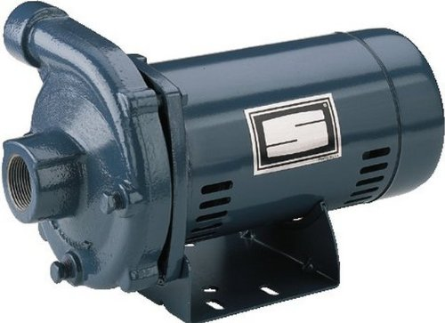 CENTRIFUGAL PUMP 1-1/2 HP HIGH HEAD