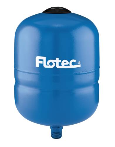 FLOTEC DIAPHRAGM WELL TANK 2 GALLONS