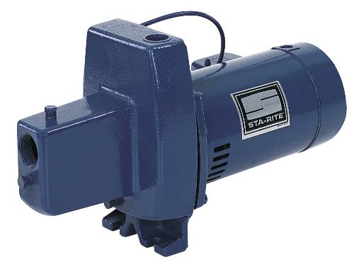 WELL JET PUMP 1/2 HP