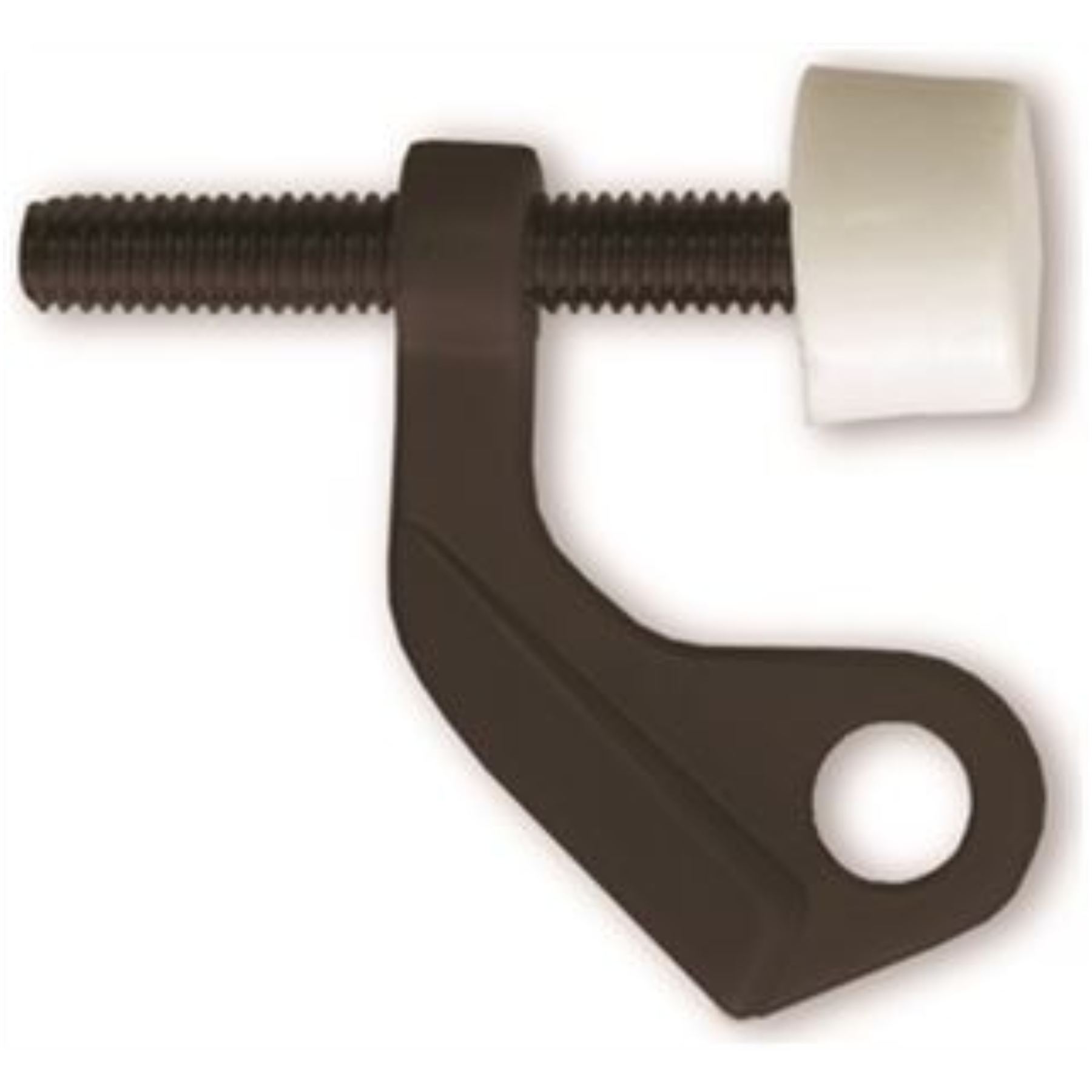 Trimco 1216 Hinge Pin Universal Door Stop, 1-1/2 in H, Oil Rubbed Bronze