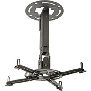 "Peerless Pro Universal Projector Ceiling/Wall Mount, 12.8""-17.3"""