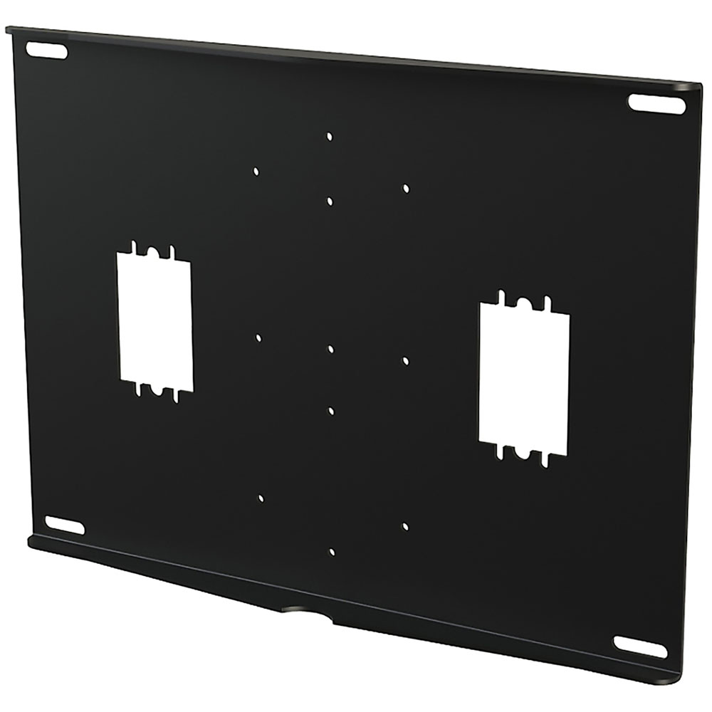 "Double metal stud wall plate w/ electrical knockouts 16""20""24"" centers"