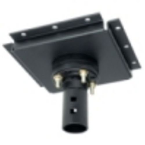 Multi-Display Structural Ceiling Adapter with Stress Decoupler