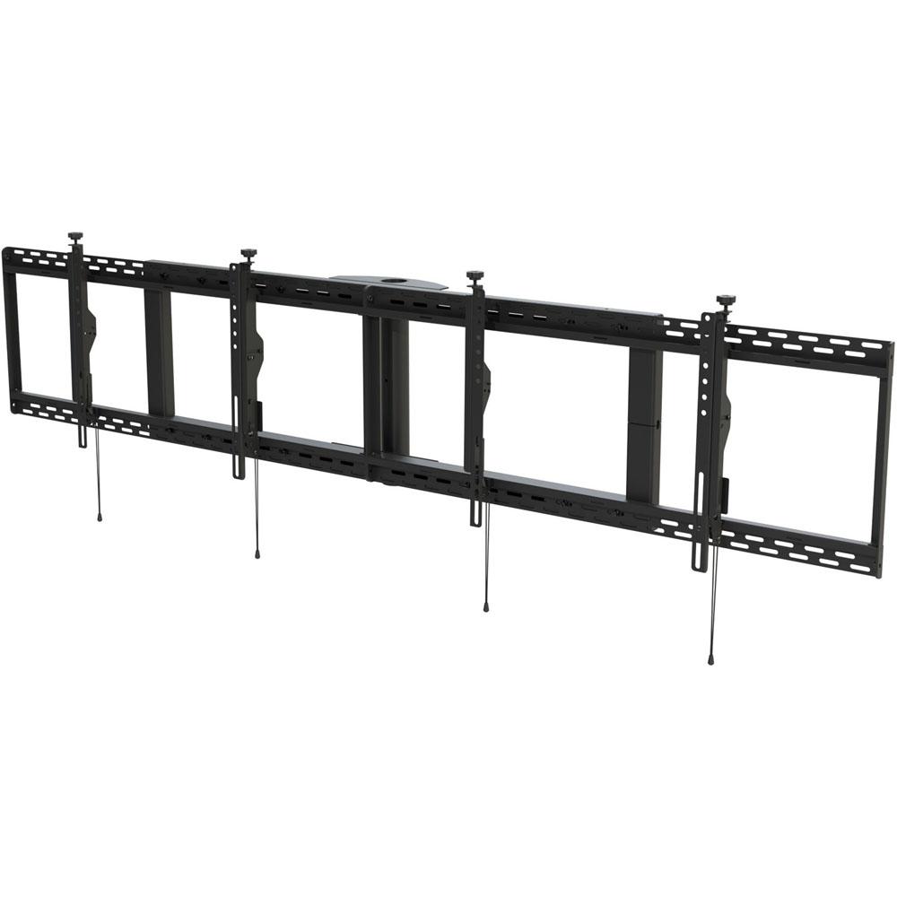 """Ceiling Mounted Menu Board 2x1, 40-42"""" Displays"""