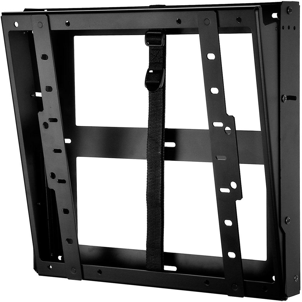 tilt wall mount with media storage