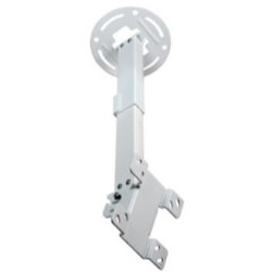 """Ceiling Mount For 15"""" - 24"""" TV's, w/9.7"""" - 13.9"""" ext."""