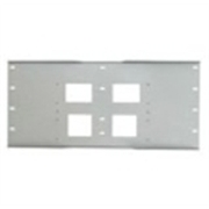"Triple Metal Stud Wall Plate for PLA Series, 16"",20"",24"" Stud Centers"