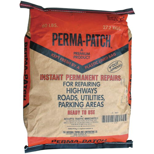 PERMA-PATCH� ASPHALT REPAIR, 60 LBS.