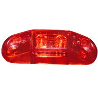 LIGHT CLEARANCE LED RED