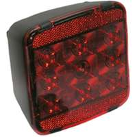 Peterson V840 LED Submersible Combination Tail Light, 100000 hr