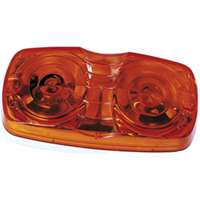 Peterson V138A Double Bull Eye Clearance/Side Marker Light, 15000 hr