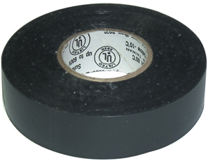 No Logo ZTET IN 60' Black Electrical Tape