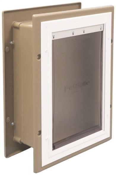 WALL ENTRY PET DOOR MEDIUM
