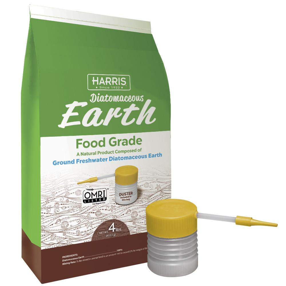 DIATOMACEOUS EARTH FD GRD 4LB
