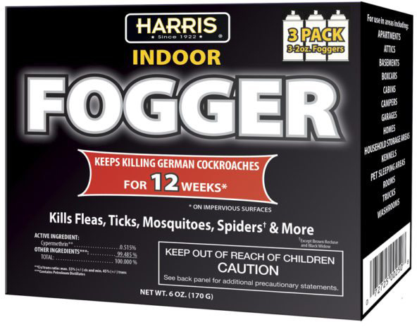 FOG-3 3PK INDOOR INSECT FOGGER