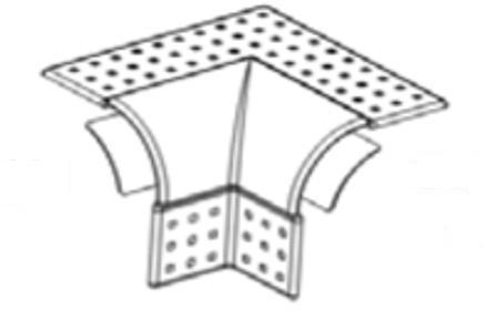 2-WAY BULLNOSE CORNER CAP