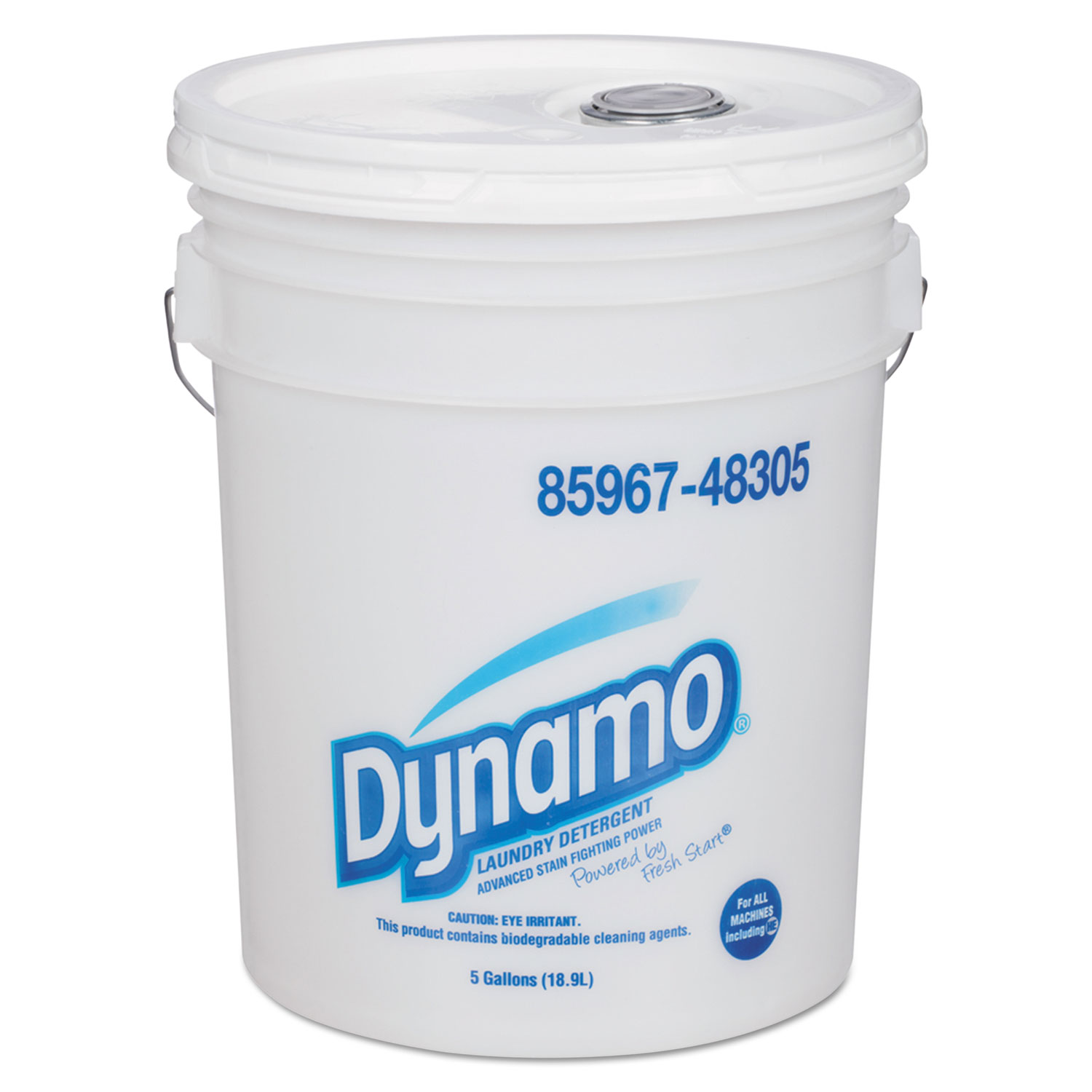 Industrial-Strength Detergent, 5gal Pail