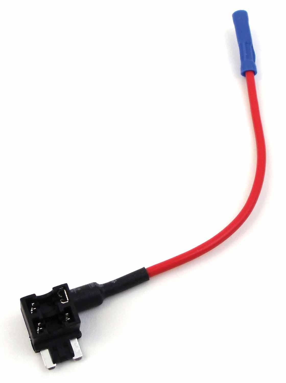 16 GAUGE 10 AMP ADD-A-CIRCUIT MICRO ATC FUSE (BULK)