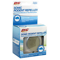 Sonic Rodent Repeller, 103 Db