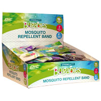 WRISTBAND MOSQ REPELLNT DISPLY
