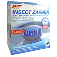 ZAPPER INSECT 2-IN-1