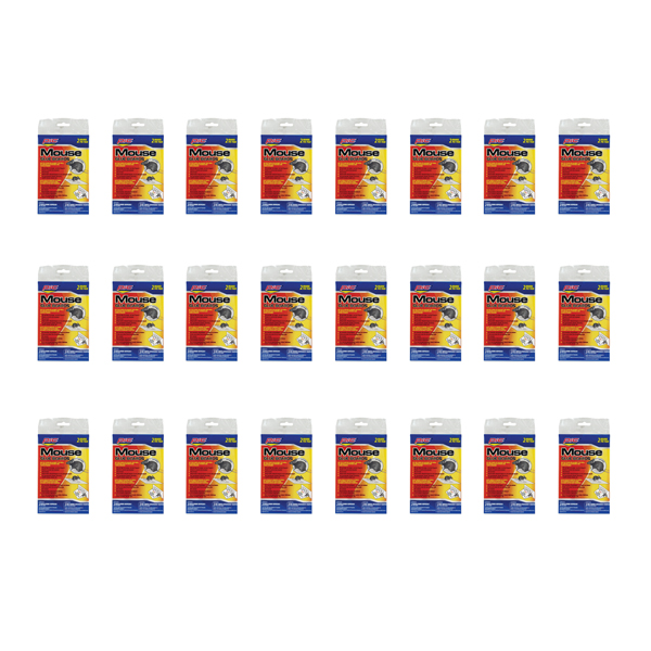 Pic Gmt2f Glue Mouse Boards (24 Packs Of 2)