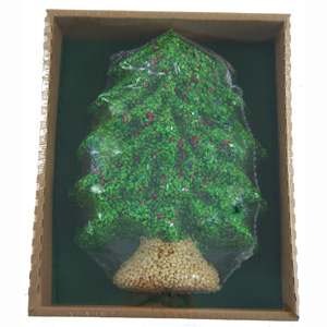 1225 The Merry Christmas Tree Ornament, 22-Ounce