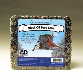 1.75 lb Black Oil Sunflower Seed Cake