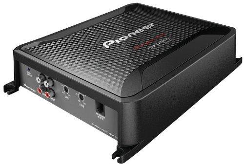 Pioneer Mono Amplifier 1600W Max Bass Knob