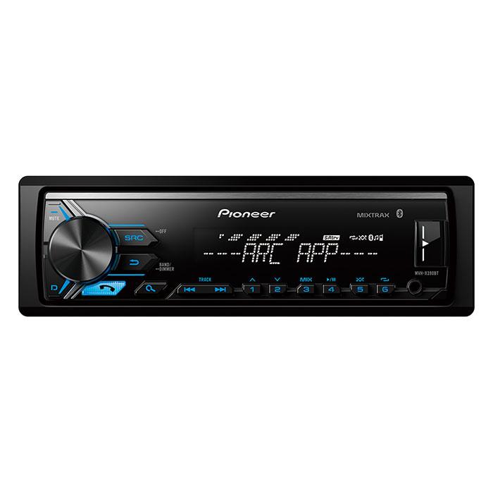 Pioneer Mechless Radio Aux Input USB Bluetooth Spotify