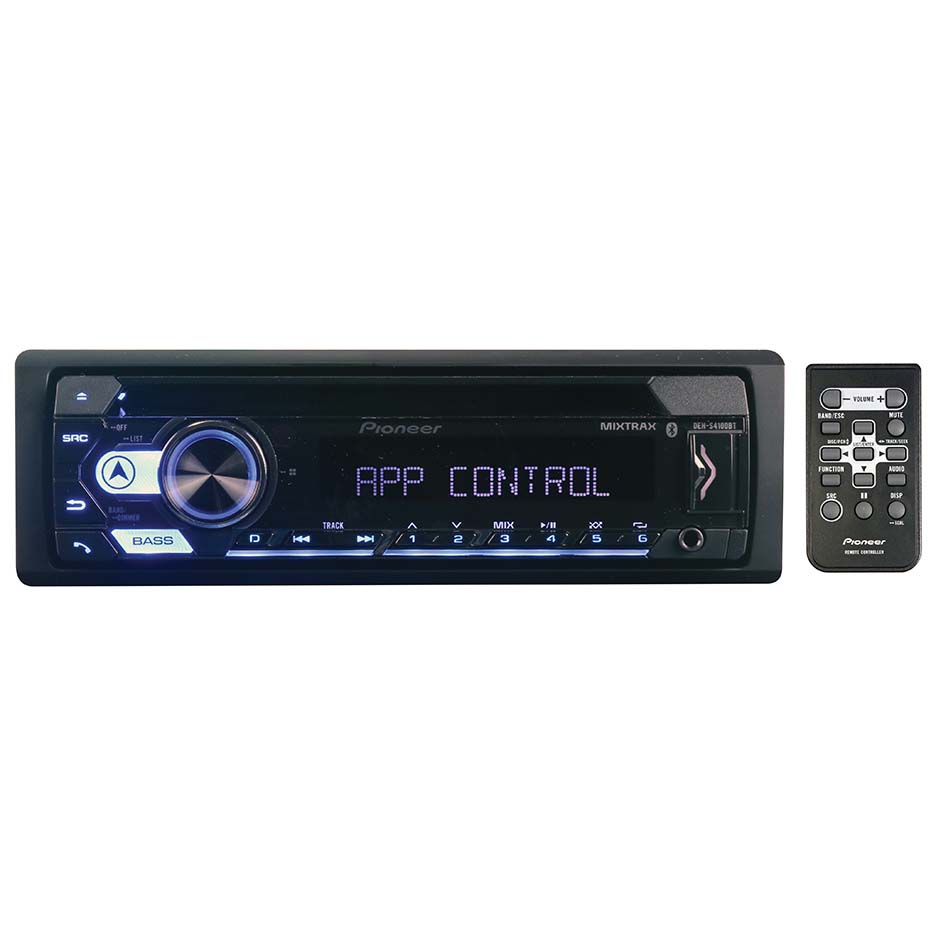 Pioneer CD Player w/USB & Aux.INBluetooth Spotify