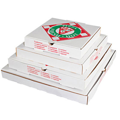 "12"" Pizza Boxes, 50 Boxes"