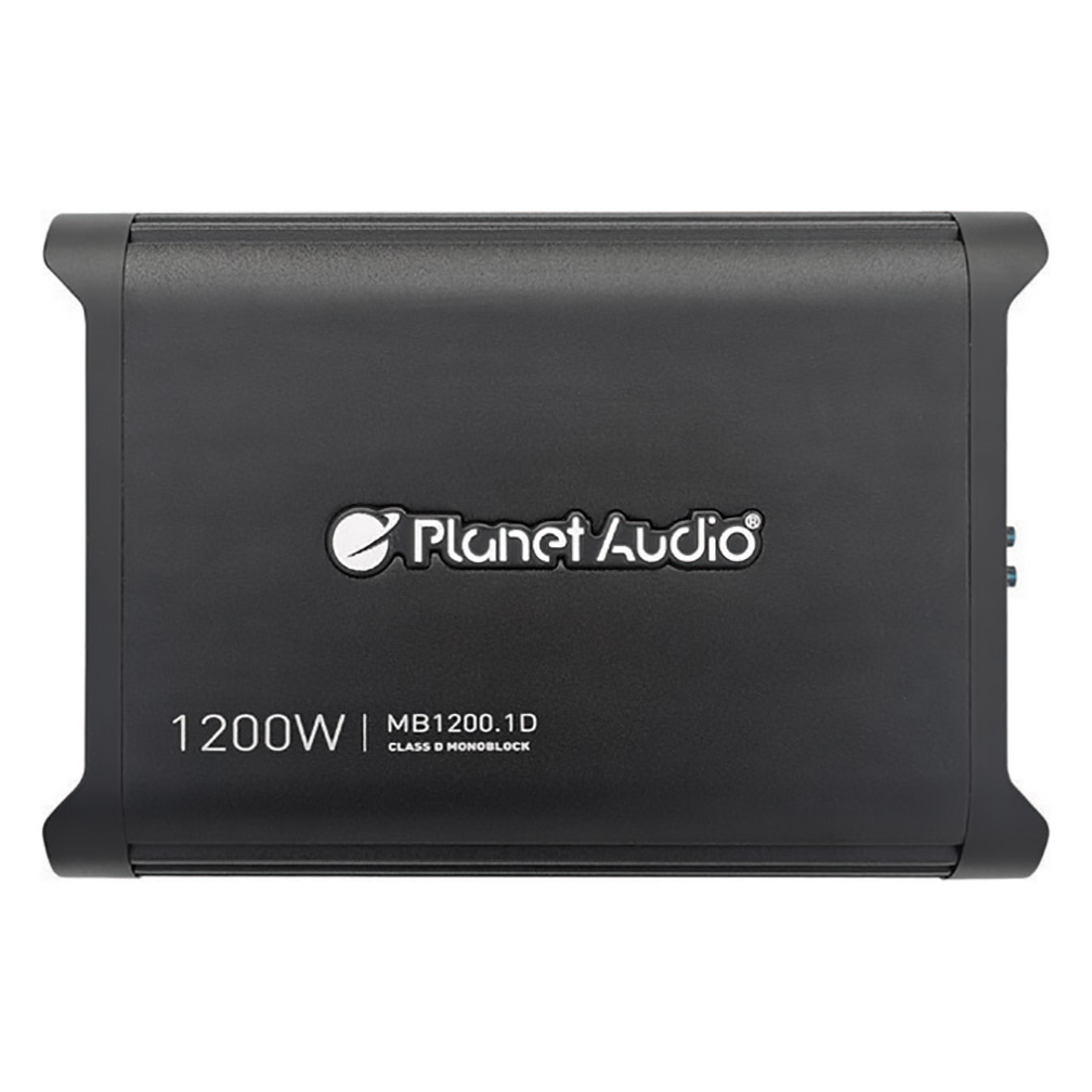 Planet Audio Mini Bang Series Amplifier 1200 Watts Max Mono Digital