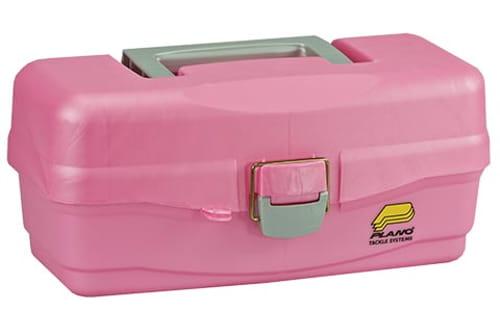 Plano Youth Pink Tackle Box