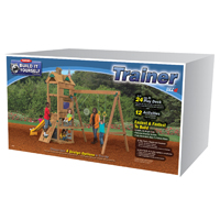 PLAYSET BUILD YOURSELF TRAINER