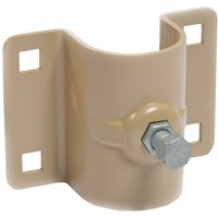 Playstar PS 1416 Standard Pipe Sleeve, For Use With 1-5/8 in OD Pipes, Steel, Powder Coated