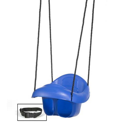 Playstar PS 7952 Toddler Swing, 1 High Back Seat, 60 lb, 9 - 36 month, Plastic