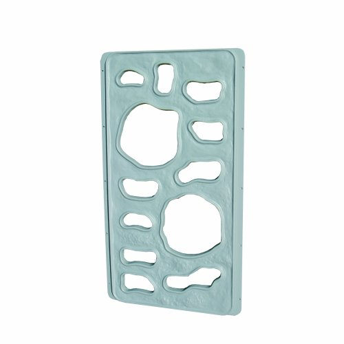 Playstar PS 8870 Vertical Climber, HDPE Resin, Gray