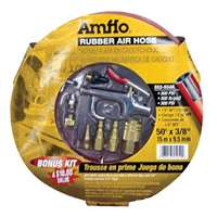 KIT 3/8 X 50FT HOSE W/BLOW GUN