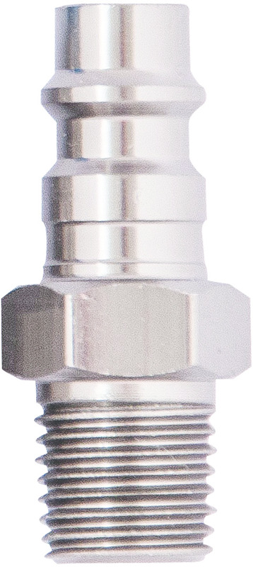 12925 1/4 IN. HI FLOW MALE PLUG