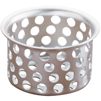PlumbPak PP820-37 Sink Basket Strainer, Stainless Steel