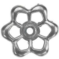 SILLCOCK HANDLE RND STEM 1-3/4