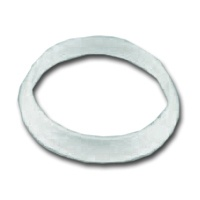 TAILPIECE WASHER POLY 1-1/2IN