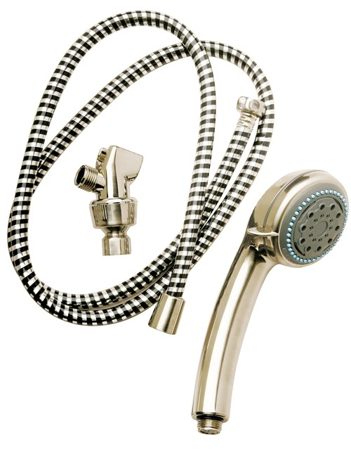 SHOWER HAND-HLD 5-SPRAY CHROME