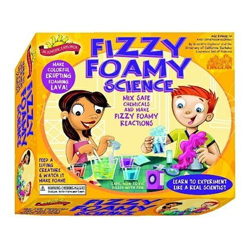 My First Fizzy Foamy Science Kit