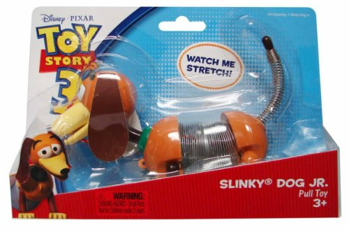 Disney Pixar Toy Story Slinky Dog, Jr.