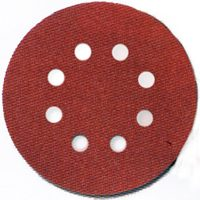 Porter-Cable 735800605 Sanding Disc, 5 in, 60 Grit