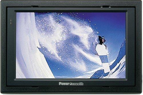 "POWER ACOUSTIK PT-700MHR 7"" Cut-in Widescreen Headrest Monitor"