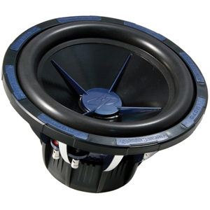 "POWER ACOUSTIK MOFO-122X MOFO-X Series DVC 2ohm Subwoofer (12"", 2,700 Watts)"